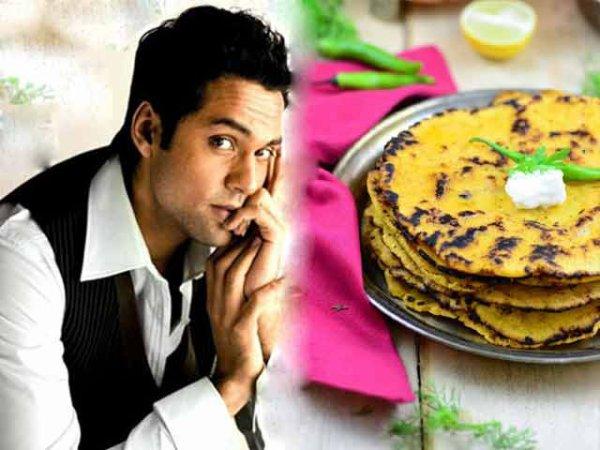 Abhay Deol Favourite Food Makke Ki Roti Aur Sarson Ka Saag