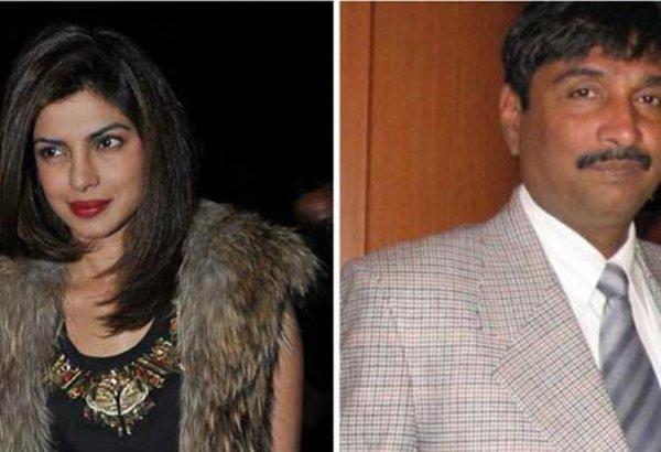 Priyanka Chopras Ex Secretary Prakash Jaju Insults Her On Twitter