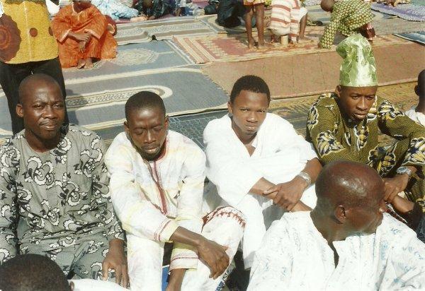 Loucou,Maho,Obassanjo Lassissi et Mw