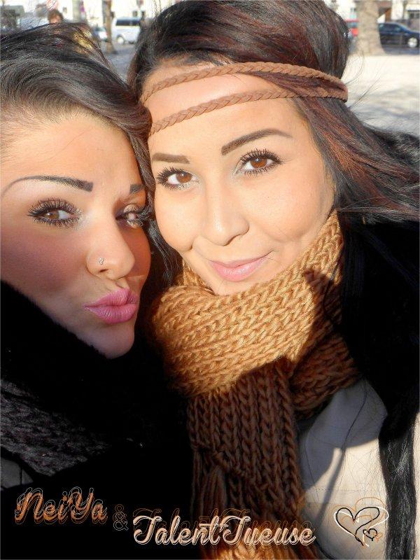 Nei'Ya& سونيا . . . ♥ ‹ BiSMiLLƋH-S.  C'est pas ma Shab, mais ma Soeur . . .