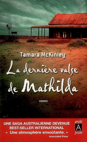 La dernière valse de Mathilda  Tamara McKinley