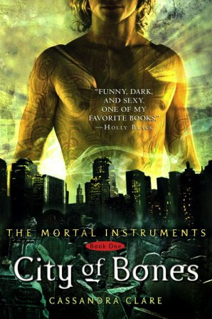The Mortal Instrument Book 1 City of Bones Cassandra Clare