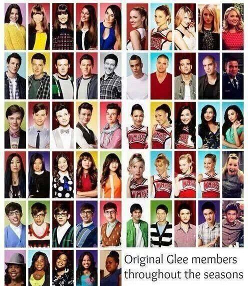 Aujourd'hui c'est les 6 ans de Glee!! ♥♥