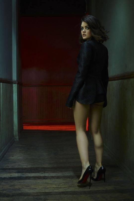 Photoshoot de Lucy pour V magazine