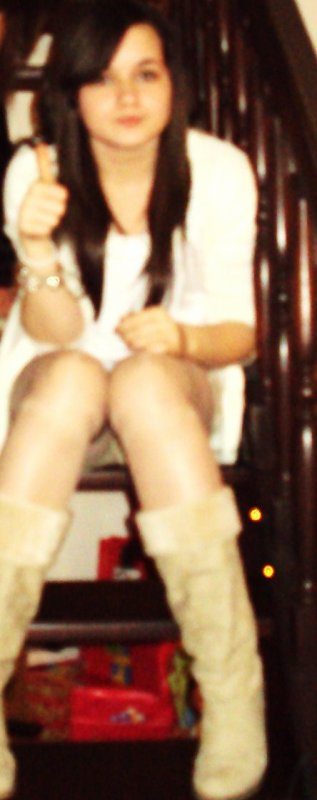 Giovanna  >>  13 ans  >>  18 аоυτ  >>  Sannois (95)