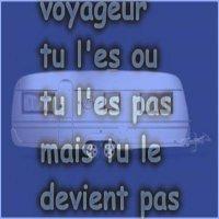 Voyageur Tu l'es ou tu l'es pas Mais tu le Devint pas