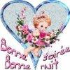 Bonsoir (l) ^^ .*♥*. .*♥*..*♥*..*♥*..*♥*. .*♥*..*♥*. *♥*. LA NUIT TOMBE..*♥*..*♥*..* .*♥*..*♥*..*♥*. .*♥*..*♥*..*♥*. (l) Mon petit passage du soir (l) (l) pour venir te dire bonsoir (l) (l) je te souhaite une très bonne soirée (l) (l) et une douce nuit étoilée(l) (l)Tendres bisous(l)