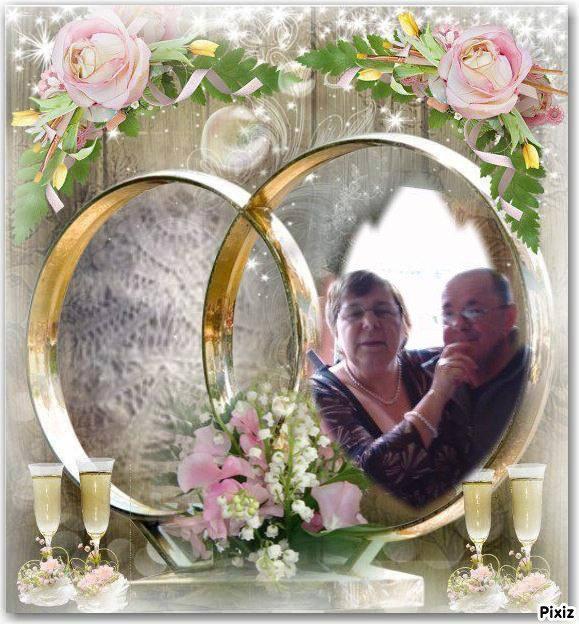 bonjour mon amie mimi1963 et je viens te remercié pour ce sublime cadeau d'anniversaire de mariage il est magnifique moi je te souhaite un bon début de soirée je suis très heureux d'avoir des amies comme vous vous ètes super et très gentil je te fait des gros bisous