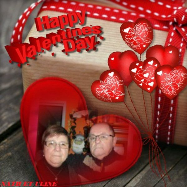 bonsoir mon amie ULINE1 pour ce sublime cadeau pour la ST Valentin qui ma fait plaisir moi je te remerci et je t'envoi des milliers de gros bisous
