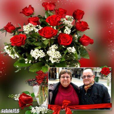 bonsoir mon amie sylvie166 et merci beaucoup pour ce jolie cadeau en ce jeudi au soir cela me touche beaucoup ainsi que pour mes coms que j adore et comme vas tu car moi et ma rose on vas très bien et je te souhaine une bonne journèe pour demain vendredi et ainsi q un bon week-end et je te fais des gros bisous de ton ami bernard car c est très beau l amitiè