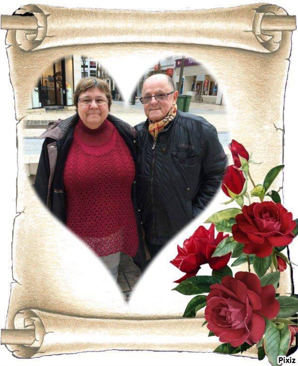 bonjour mon amie LOULOU1725 et merci beaucoup ce jolie cadeau et j ai ètè très heureu je te souhaite un très bon lundi car ma femme elle travail ainsi une bonne semaine gros bisous de ton ami bernard car c est très beau l amitiè