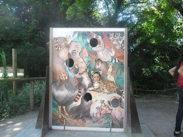 suite du zoo gratuit pour le 14 juillet