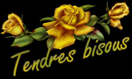 bonsoir mes amies et amis voici un joli cadeau pour vous tous et je vous souhaitent une bonne soirèe et j espère que vous allez très bien car nous ont vas bien et je pense que ces tellement agrèable d avoir des amies et amis comme vous tous sur mon blog et je vous fais des gros bisous ton ami beranard car c est très beau l amitiè