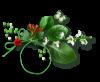 bonsoir mon amie Choupinettebreizh40,et merci pour c est joli cadeaux que j adore beaucoup avec ma rose d amour et je te souhaite une bonne soirèe et je te fait des gros bisous