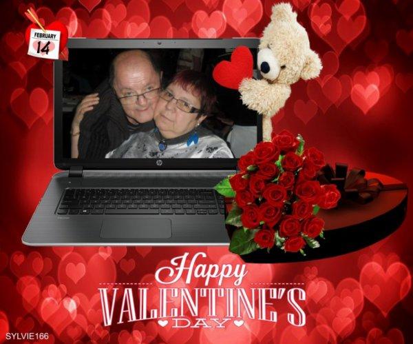 bonjour mon amie Sylvie166 merci pour ce merveilleux cadeaux de la ST Valentin sa ma fait trop plaisir j'espère que tu vas bien je te souhaite une bonne fin d'après-midi ainsi qu'une bonne soirée je t'envoi tout plein de gros bisous