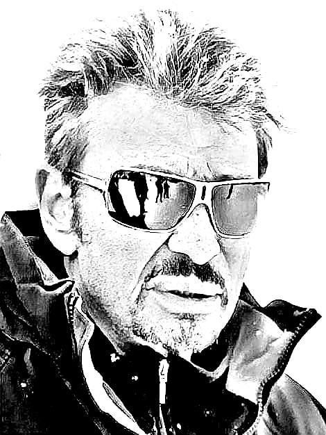 Johnny Hallyday - Joue Pas De Rock'N'Roll Pour Moi   ( j'adore merci mon ami)