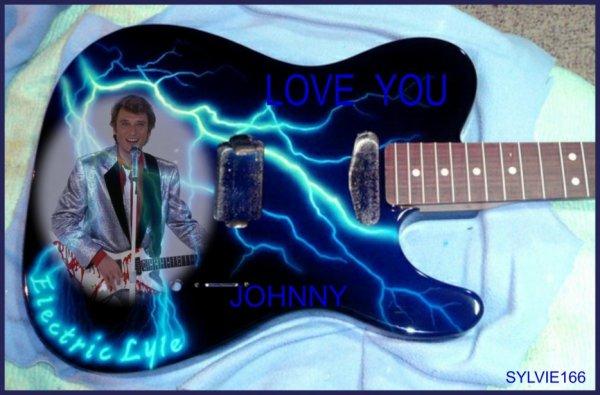 Bonsoir mon amie Sylvie166 et merci pour ce joli Cadeaux de Johnny Hallyday car j'ai ètè très heureux Car moi je L'adore beaucoup et il et dans mon coeur et je te souhaite une bonne soirèe pour toi et je te fait des gros bisous ton ami akcoucou car c est très beau l'amitiè avec toi