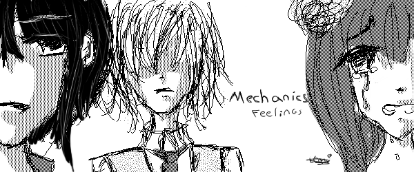 ⋄ P r é v e n u s Mechanics-----  Feelings