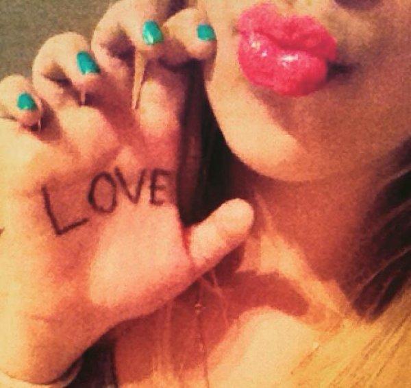 kiss de la vie