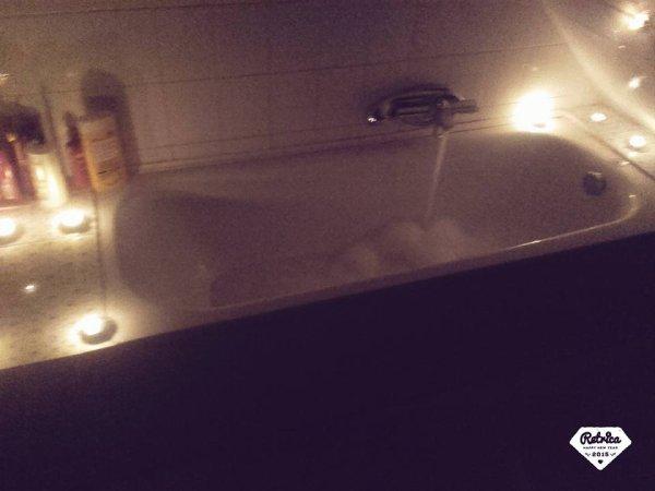 le reve de partager un bain comme sa avec mon Homme