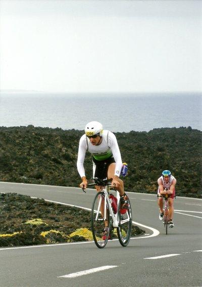 Impressions de Dominique sur sa course à Lanzarote!