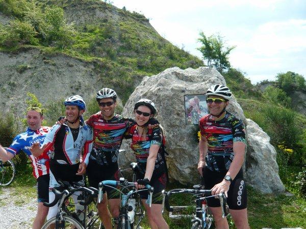 Semaine vélo à Cervia en Italie du 28 avril au 5 mai 2012