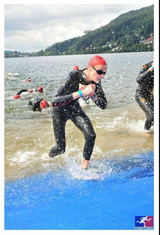 Triathlon de Gerardmer le 01 et 02 septembre 2012