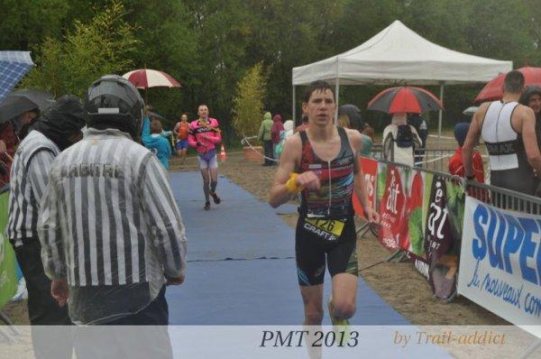 Triathlon du pays de Montbeliard (25) du 12 mai 2013