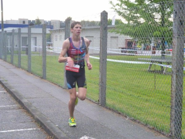 Triathlon de Bischwiller (67) le 19 mai 2013