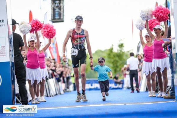 Triathlon de Belfort (90) le 1 et 2 juin 2013 et Triathlon international d Obernai (67)