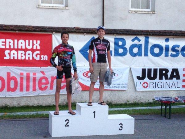 GranitMan Triathlon d Asuel ( Jura suisse) le 10 aout 2013