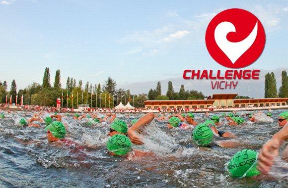 Half Challenge Vichy le 1er Septembre 2013