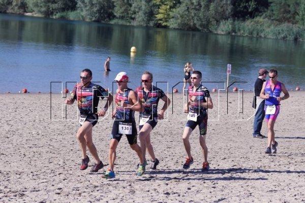 4ème Triathlon de Colmar (68) le 22 septembre 2013