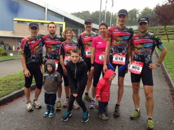 10 km Altkirch (68) le 6 octobre 2013