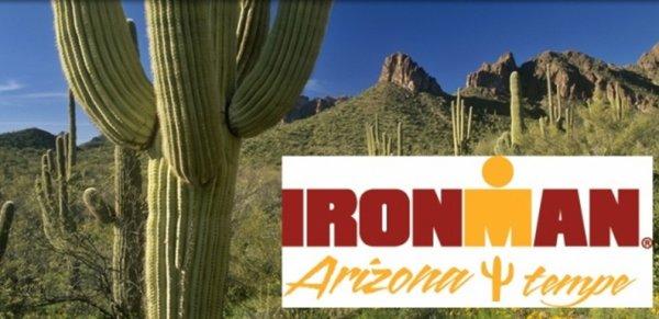 IRONMAN en Arizona le 17 novembre 2013