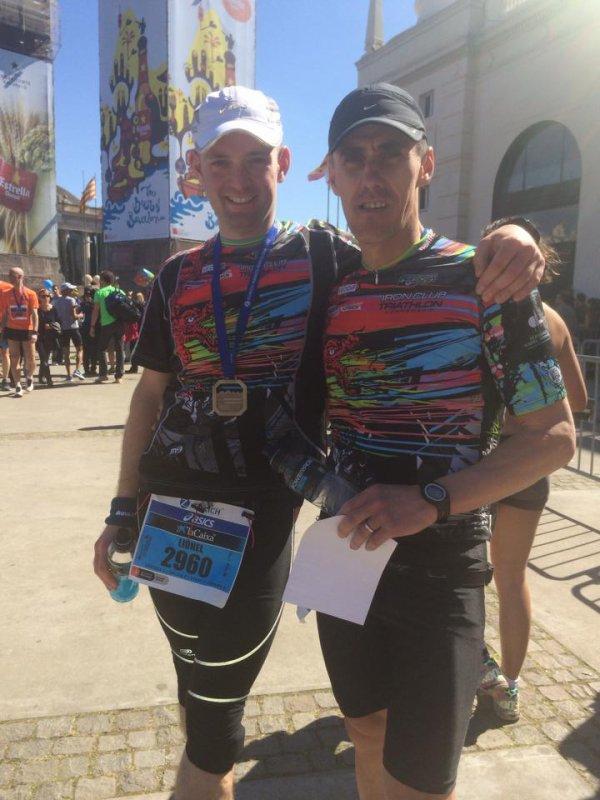 Marathon de Barcelone le 16 mars 2014