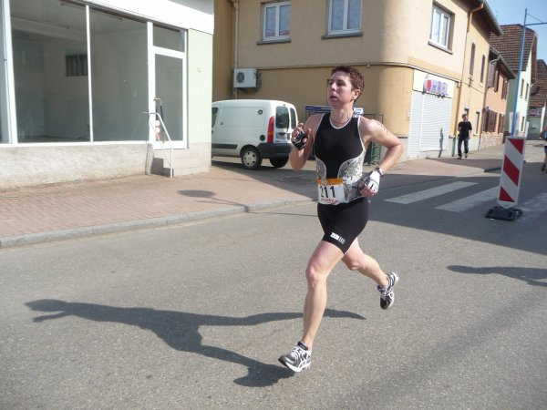 Duathlon TRIM'STILL à Still (67) le 6 avril 2014