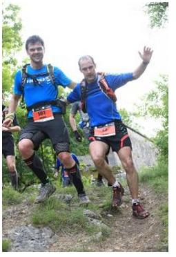 Trail des forts de Besançon (25) et Rougemont nature (90) le 11 mai 2014
