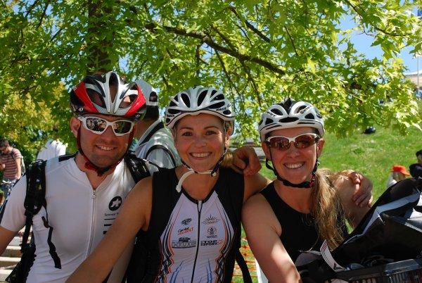 Triathlon du pays de Montbeliard sur la base nautique de Brognard (25) le dimanche 18 juin 2014