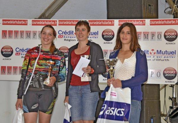 10ème  course de la Rhubarbe à Spechbach-le-bas le samedi 24 mai 2014