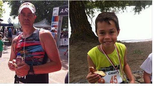 16ème Triathlon international d´Obernai le 1 juin 2014