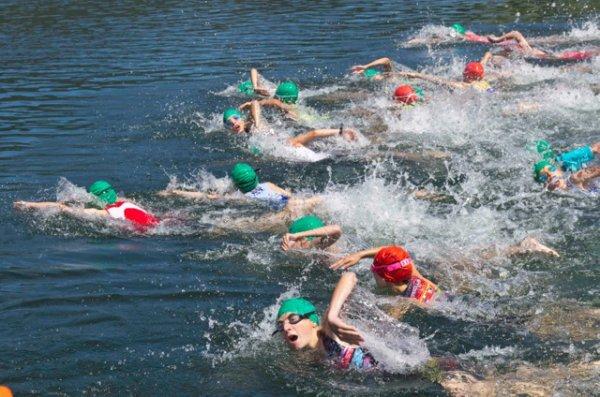4ème TRIThur au  Lac de Kruth-Wildenstein (68) le 22 juin 2014