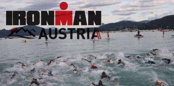 IRONMAN Austria de Klagenfurt le 29 juin 2014 15ème édition