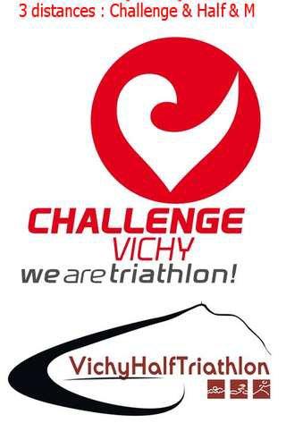 Challenge Vichy et Half-Challenge le 31 aout 2014 à Vichy