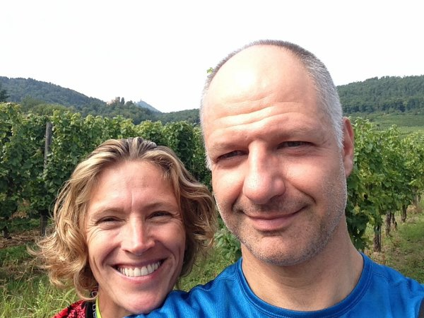 Trails du Haut-Koenigsbourg  à Kientzheim (67) le dimanche 7 septembre 2014