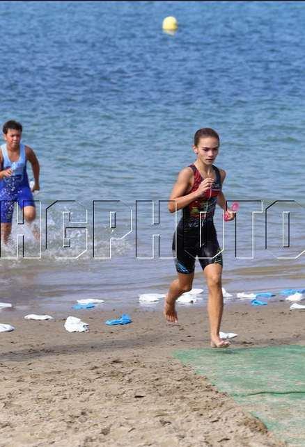 4ème Triathlon de Colmar (68) le 14 septembre 2014