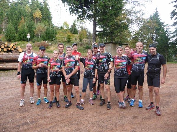 Stage RUN&BIKE + TRAIL au Col des Bagenelles (68) les 4-5 octobre 2014