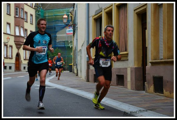 City trail à Mulhouse (68) le 12 octobre 2014