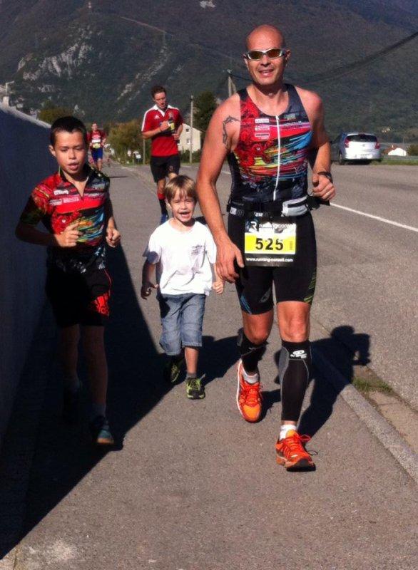 Girotrail (90) et Trail du Vuache (74) le dimanche 19 octobre 2014