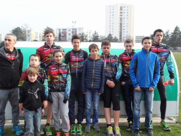 Class Triathlon de Colmar le 21 mars 2015